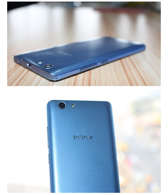Infinix Hot 3 Design