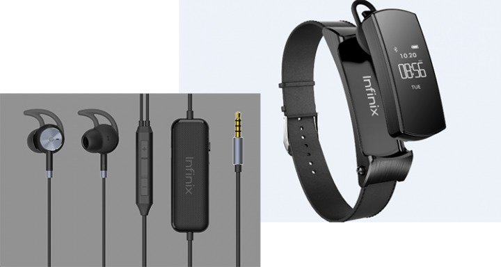 Infinix Xband and Infinix XE02