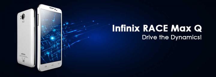 Infinix Race Max Q