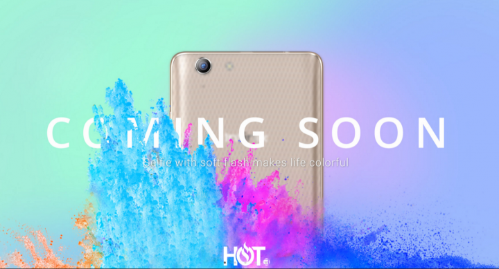 Infinix Hot 3 coming soon