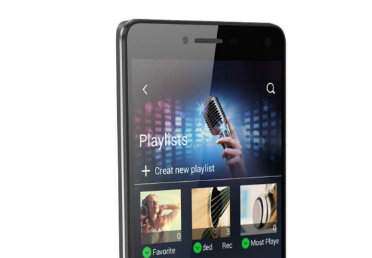 Infinix Hot 3 Audio