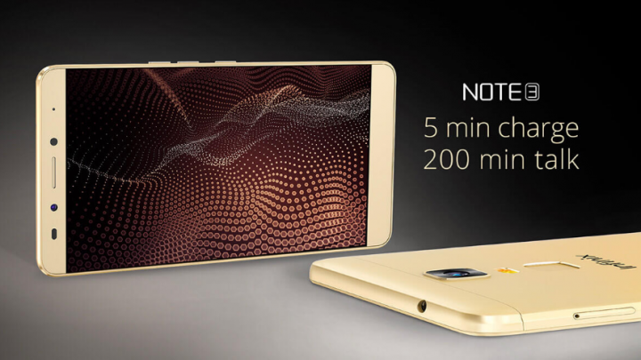Infinix Note 3 Pro -Source: Infinix Authority